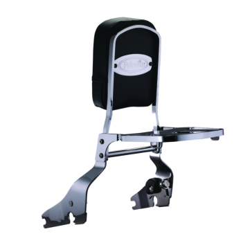 NATIONAL CYCLE Virago / V-Star Backrest with Pad