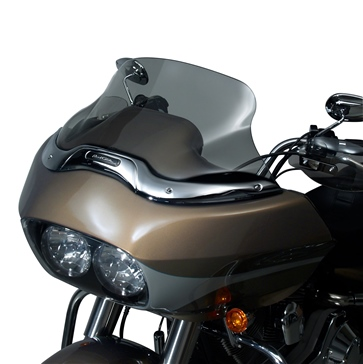 National Cycle VStream Aeroacoustic Windshield Fits Harley-Davidson