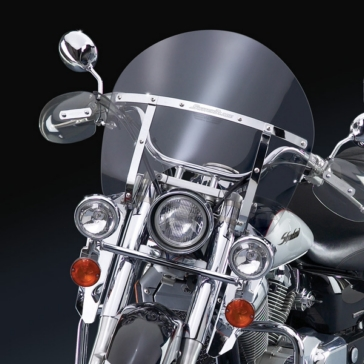 National Cycle Switchblade (Chopped) Windshield Front - Honda - Polycarbonate