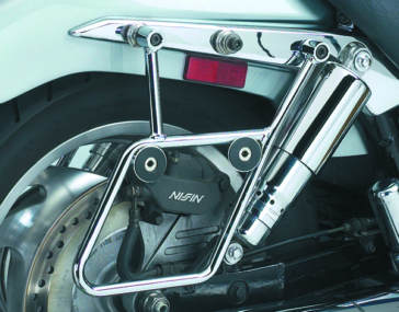 NATIONAL CYCLE Saddlebag Frame Kit