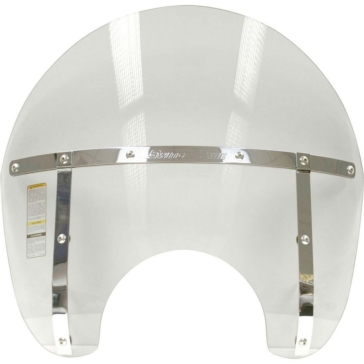 Front - Deflector NATIONAL CYCLE SwitchBlade Deflector Windshield