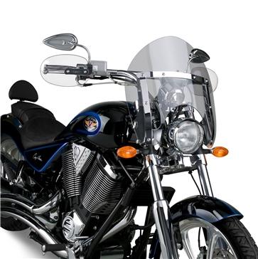 National Cycle SwitchBlade Shorty Windshield Honda, Suzuki, Yamaha, Triumph, Victory