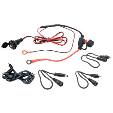TPC-2500 KIMPEX DC Electric Power Cord - Complete