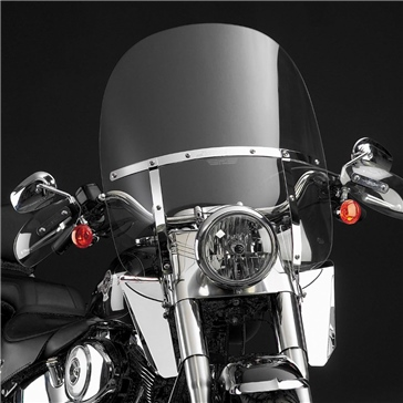 "NATIONAL CYCLE Pare-brise ""SwitchBlade 2-Up"" Avant - Harley-Davidson - Polycarbonate"