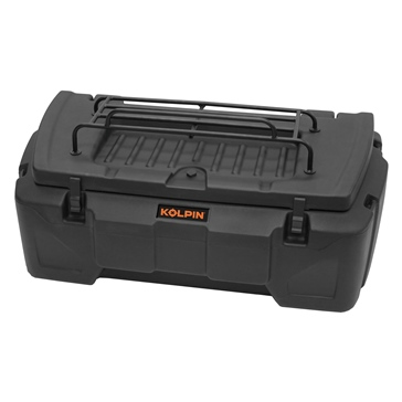 Kolpin Rear Outfitter Box with Rack