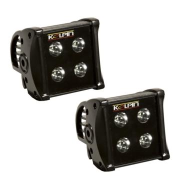 Réflecteur à double dispositif d'éclairage KOLPIN