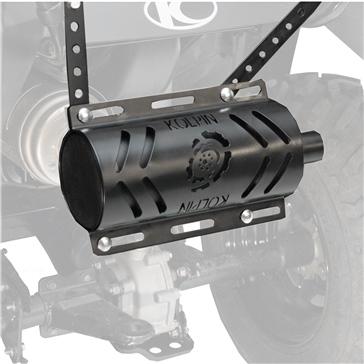 Ajout «Stealth Exhaust» 2.0 au silencieux avec protecteur thermique KOLPIN