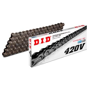 D.I.D Chain - 420V Professional O-Ring V-Series