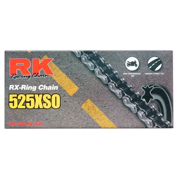 Chaîne d'entrainement - 525XSO RK EXCEL Chaîne RX-Ring