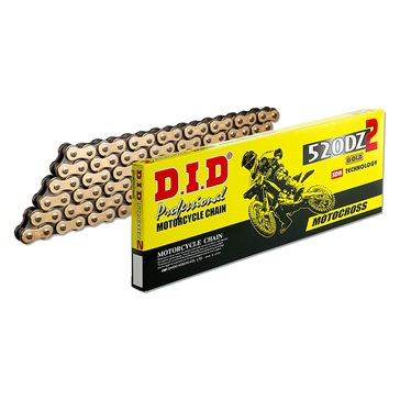 D.I.D Chain - 520DZ2 Racing MX chain
