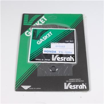 Vesrah Top Engine Gasket Set Fits Honda - 005862