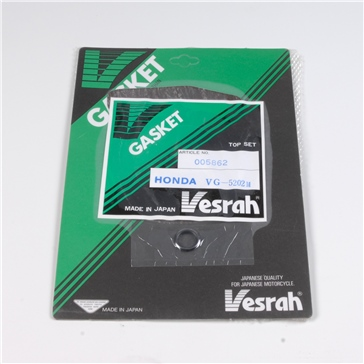 Vesrah Top Engine Gasket Set Honda - 005862