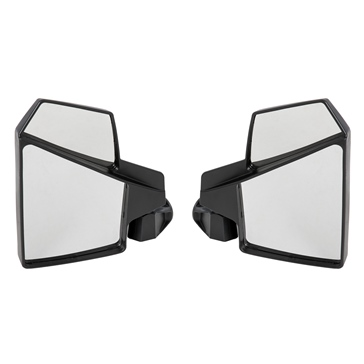 "Miroirs de côté pour UTV KOLPIN Pince de serrage 1.75"""
