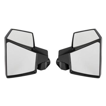 "Kolpin Miroirs de côté pour UTV Pince de serrage 1.75"""