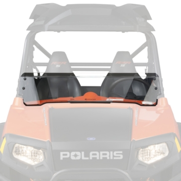 National Cycle Low Windshield Polaris