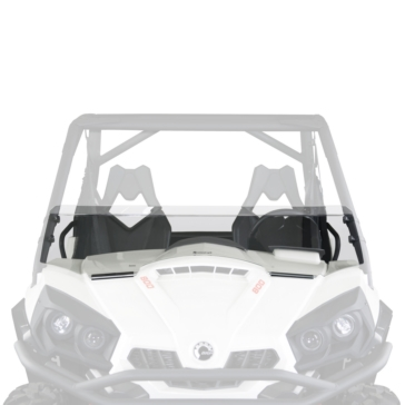 NATIONAL CYCLE Low UTV Windshield Front - Can-am - Polycarbonate