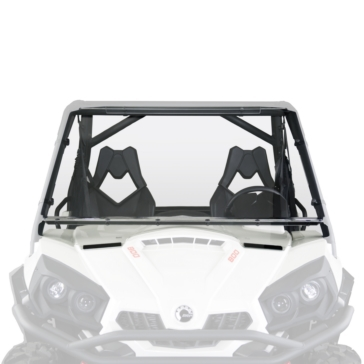 NATIONAL CYCLE Full UTV Windshield Front - Can-am - Polycarbonate