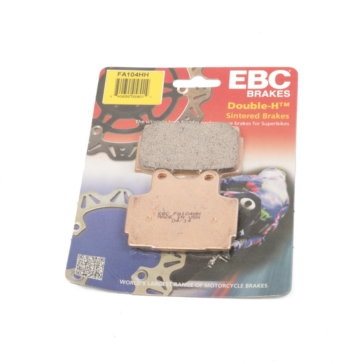 EBC  Double-H Superbike Brake Pad Organic - Front