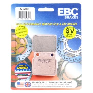 EBC  SV Severe Duty Brake Pad Semi Metallic