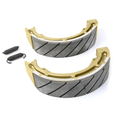 "EBC  ""G"" Grooved Brake Shoes Carbon graphite - Rear"