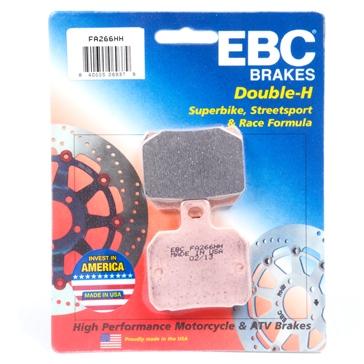 EBC  Double-H Superbike Brake Pad Sintered metal - Front/Rear