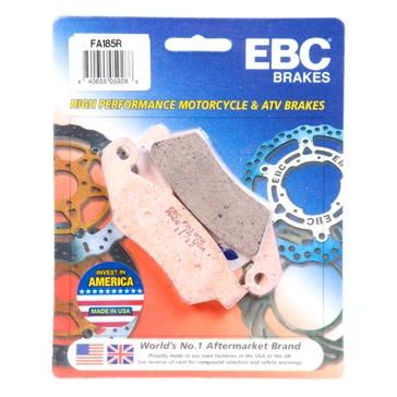 "EBC  ""R"" Long Life Sintered Brake Pad Sintered metal - Front"