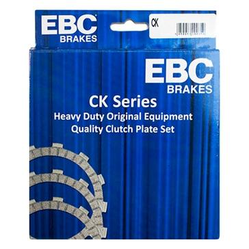 EBC  Clutch Plate Kit - CK Series Fits Suzuki, Fits Arctic cat, Fits Kawasaki - Cork, Aluminium