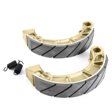 "Sintered metal EBC  ""G"" Grooved Brake Shoes"