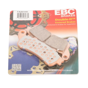 EBC  Double-H Superbike Brake Pad Sintered metal - Front/Rear