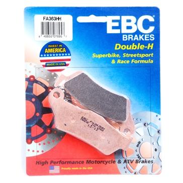 Sintered metal EBC  Double-H Superbike Brake Pad
