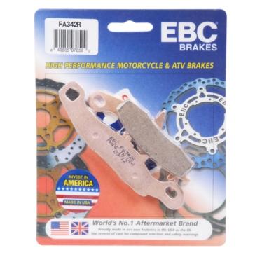 """Sintered metal EBC  """"R"""" Long Life Sintered Brake Pad"""
