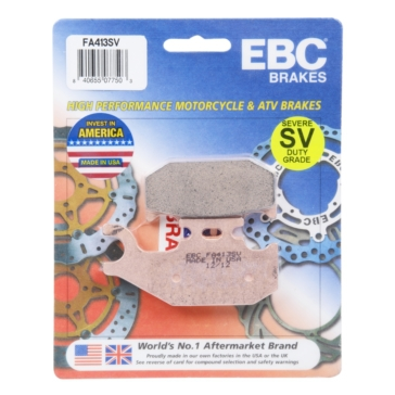 "EBC  ""SV"" Severe Duty Brake Pad Sintered Metal Pads - Front"