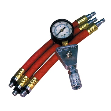 Cylinder Compression MOTION PRO Compression Gauge Tester