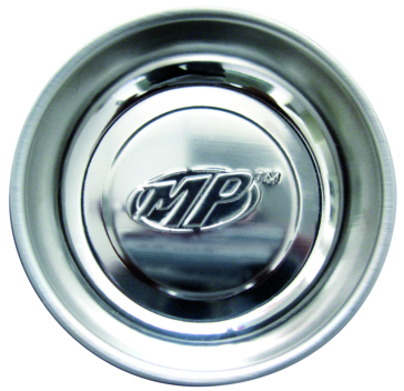 MOTION PRO 3 in. Stainless Steel Magnetic Part Dish