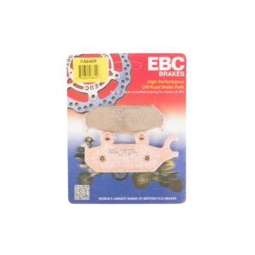 """EBC  """"R"""" Long Life Sintered Brake Pad Sintered Metal Pads"""
