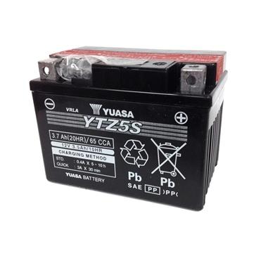 Yuasa Batterie Haute Performance AGM sans entretien YTZ5S-BS