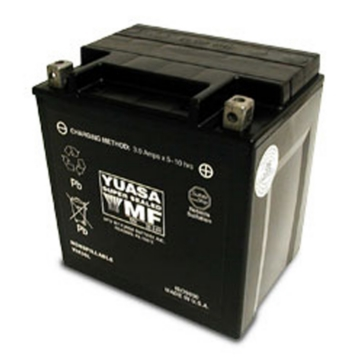 Yuasa Battery Maintenance Free AGM YIX30L-F/A