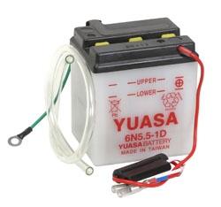 Yuasa Battery Conventional 6N5.5-1D