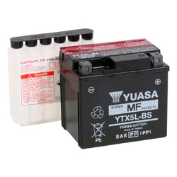 Yuasa Batterie AGM sans entretien YTX5L-BS
