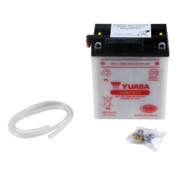 Yuasa Battery YuMicron YB12AL-A2
