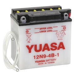 YUASA Conventional Battery 12N9-4B-1