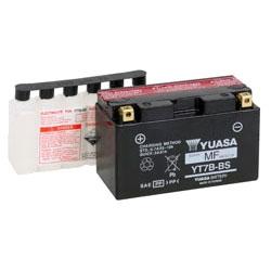 Yuasa Batterie AGM sans entretien YT7B-BS