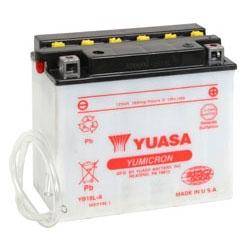 Batterie YuMicron YUASA YB18L-A