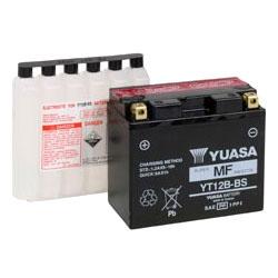 YUASA Batterie VRLA sans entretien YT12B-BS