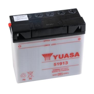 YUASA Batterie YuMicron 51913