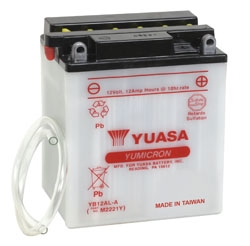 Yuasa Battery YuMicron YB12AL-A