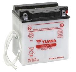 Batterie YuMicron YUASA YB10L-B
