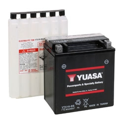 Yuasa Batterie AGM sans entretien YTX16-BS