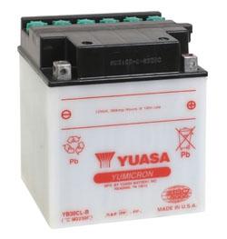 Yuasa Battery YuMicron YB30CL-B