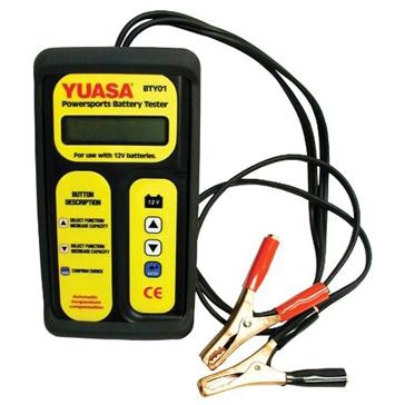 Vérificateur de batteries YUASA